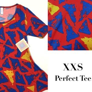 XXS PERFECT T by LuLaRoe